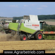 Landtechnik von Claas August - Agrarbetrieb