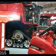 Landtechnik Case IH Innovationen Agritechnica