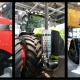 Landtechnik von Claas Case New Holland